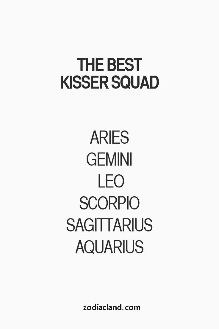 The BEST Kisser Squad! - Zodiac Land - the Best place for Zodiac secrets
